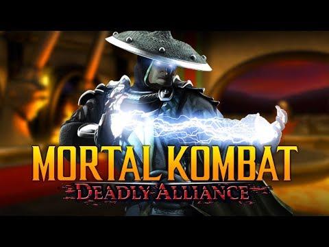 Download Mortal Kombat Deadly Alliance Raiden Max Difficulty