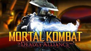 "THE HARDEST COMBO IN THE GAME! Deadly Alliance: ""Raiden"" Konquest Mode! (Mortal Kombat 11 Kountdown)"
