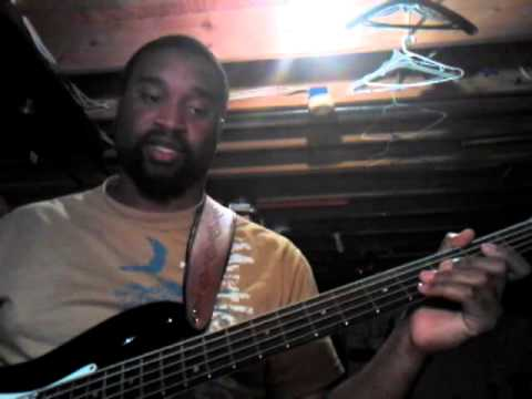 Israel Bass Lesson: Im A Friend Of God