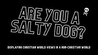 Are You a Salty Dog? - Coffee with Caleb - 12/8/2020