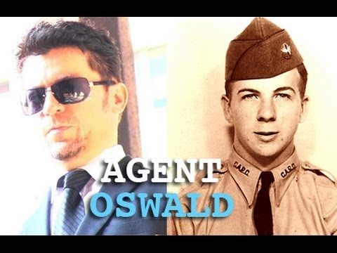 DARK JOURNALIST: Agent Oswald - The CIA Patsy - RARE JFK Ass