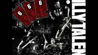 Standing in the rain billy talent 666 dvd