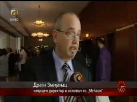 20th anniversary First Children's Embassy Megjashi Statement Kole Angelovski and Dragi Zmijanac