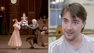 Nutcracker: Meet Uncle Drosselmeyer | English National Ballet