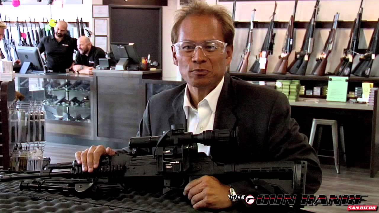 Shooting range deals san diego