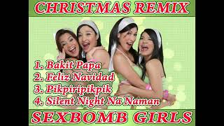 Sexbomb Girls- Christmas Remix Non stop Medly