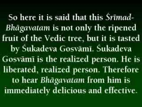 There Is No Religion Except Krishna Consciousness - Lecture by Srila Prabhupada
