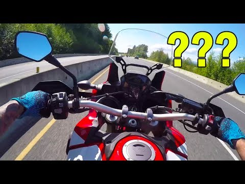 I SOLD MY BIKE FOR THIS!?