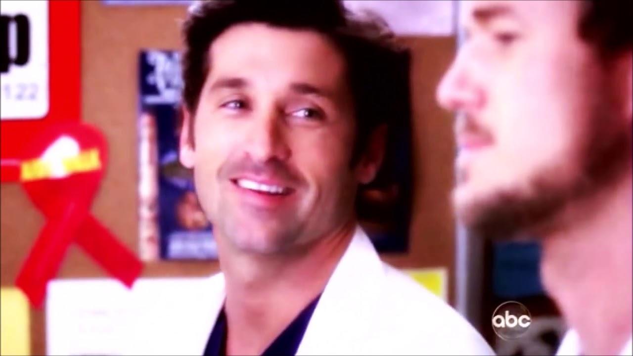 Patrick Dempsey Eric Dane Guys Anatomy