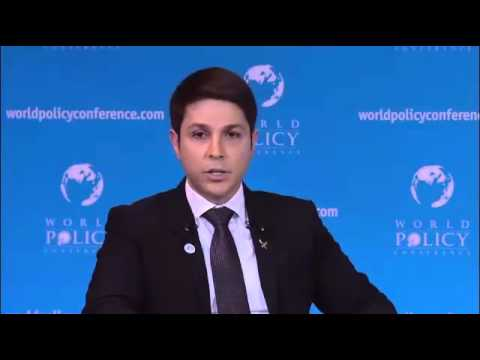 Ribal Al-Assad at 'World Policy Conference' 2015: Islamism far more dangerous than Nazism