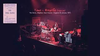 Pink Floyd - Time/Breathe (reprise) 1972-01-20