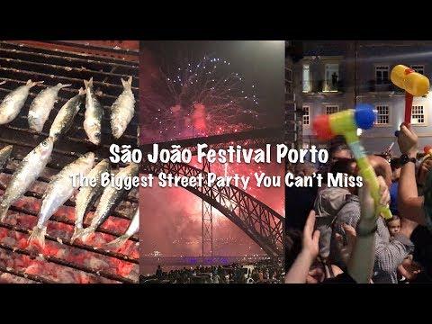 DaHungryCouple explores Porto EP4: São João Festival