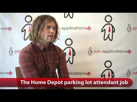 The Home Depot Parking Lot Attendant Job