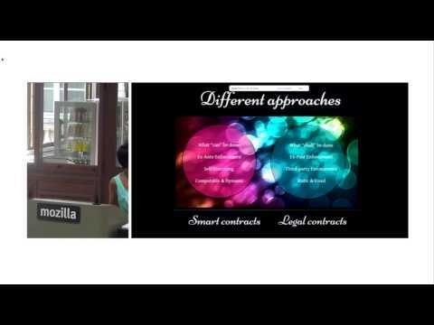 Governance by Design - Primavera De Filippi - OuiShare Labs Camp #3