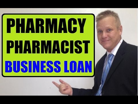 Secret To Getting Pharmacy Capital Financing & Small Business Loans