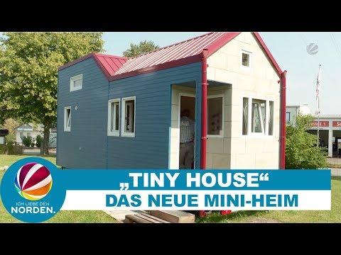 Tiny Houses: Mobiles Wohnen auf kleinem Raum