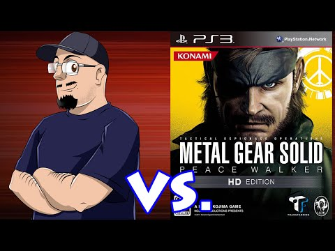 Johnny vs. Metal Gear Solid: Peace Walker