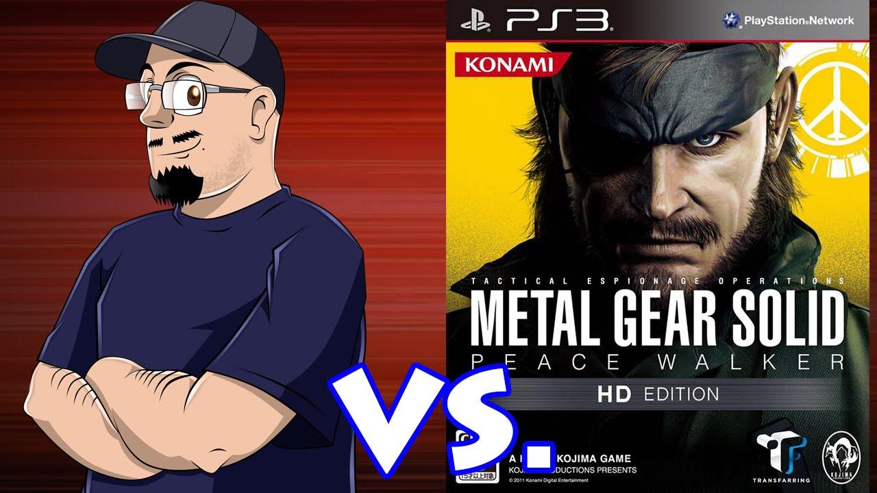 Metal Gear Solid Peace Walker Youtube Gaming