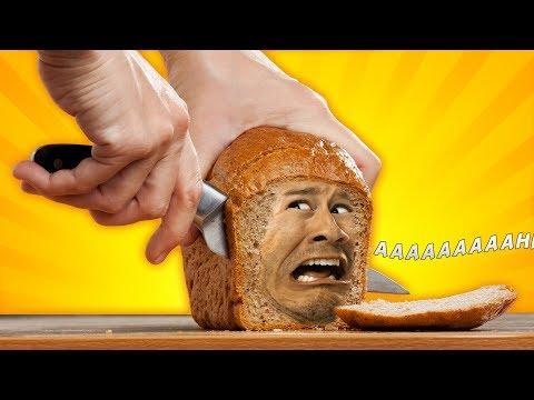 WORLD'S WORST BREAD | I Am Bread #5