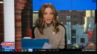 GMFB | Peter: Is this the offense Vikings imagines when they signed K. Cousins & drafted D. Cook?