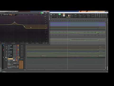 Adrian Daniel - Havoc (Mixing Demo)