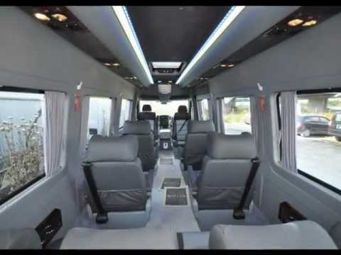 Mercedes Benz Sprinter Black Vip Prİvate Deluxe Mercedes