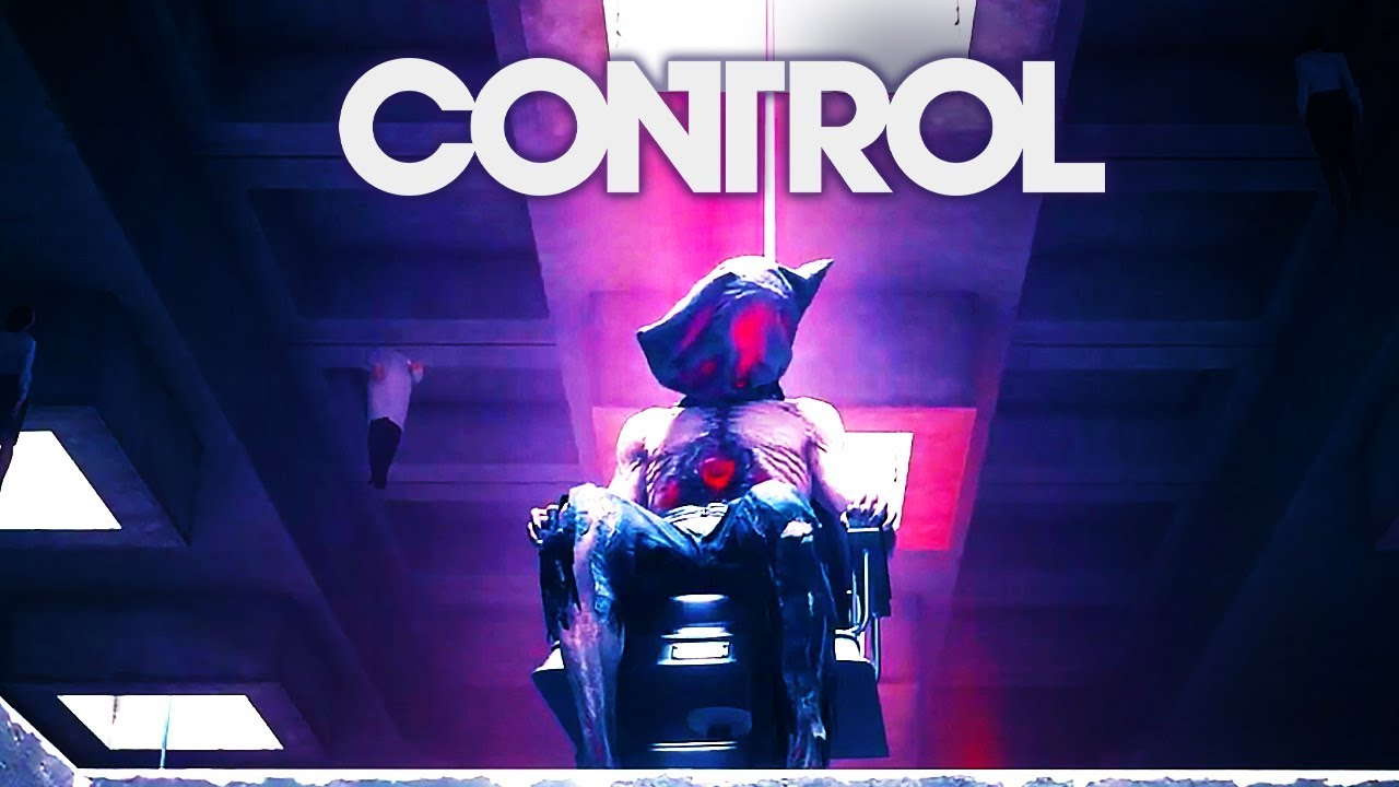 Control - Official Launch Gameplay Trailer - YouTube