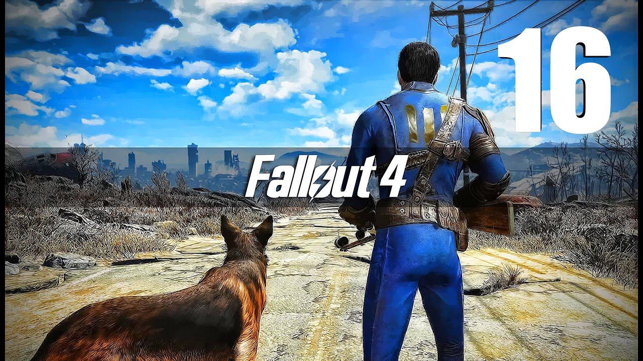 Fallout 4 Ps4 Gameplay German Siedlung Säubern 16 Youtube