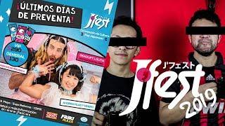 J'Fest es la Convención de Cultura Pop Japonesa más importante de M...