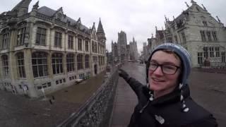 Ghent City Tour #GentsinGhent