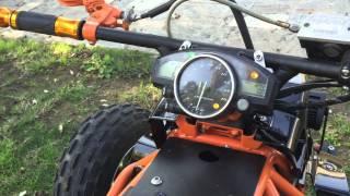 R1 powered custom banshee