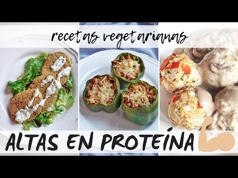 recetas-vegetarianas-altas-en-proteína-💪🏾-high-protein-vegetarian-meals