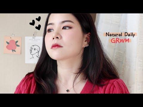 Sub) 커피머신 사러 가는 날☕️내추럴한 데일리 메이크업 GRWM +스몰 Vlog (요즘사용템) / Natural Daily Makeup GRWM+Vlog I 루치나Luchina