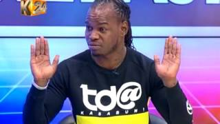 K24Alfajiri: Timmy Tdat once a garbage collector and now a superstar