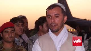 Raziq Says Pakistan Positioning Insurgents Along The Durand Line