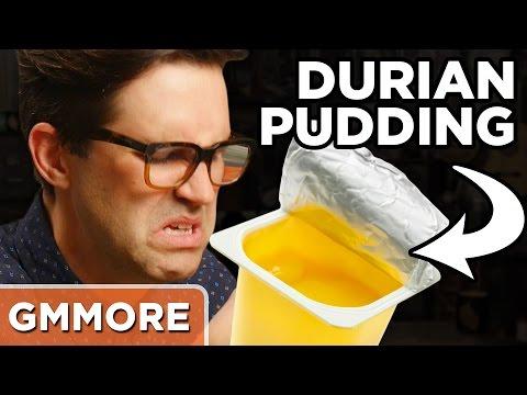 Exotic Pudding Taste Test