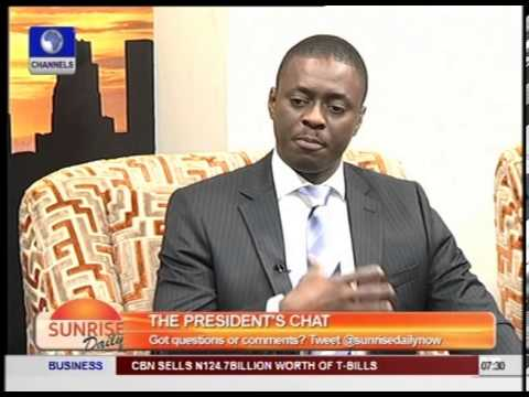 Analyst Examines President Jonathan's Responses During Media Chat Pt.1