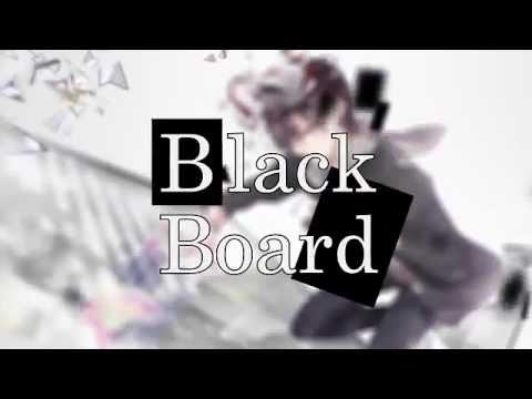 【ナノ】Black Boardを洋楽っぽく歌ってみた。