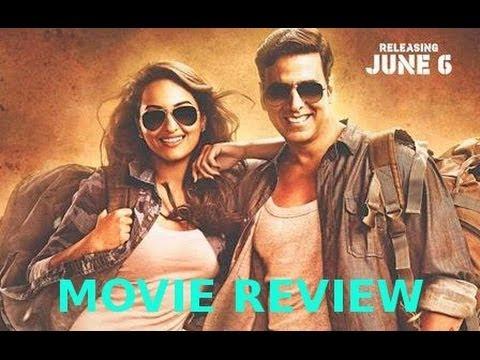 Holiday   Movie   Akshay & Sonakshi