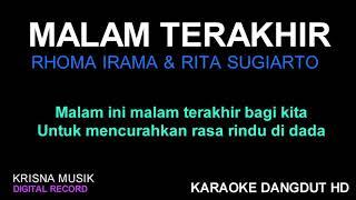 Download lagu MALAM TERAKHIR KARAOKE DANGDUT KOPLO HD MP3