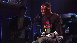 Frank Ocean - Thinkin bout you (Live on SNL)
