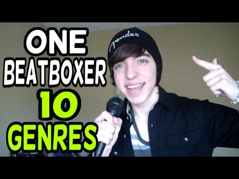 One Beatboxer, 10 Genres