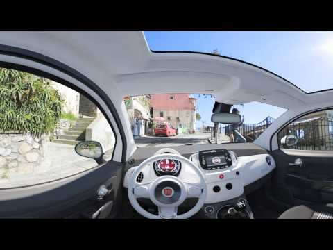 Amalfi Positano drive Italy in 360 VR by the Italian Tourist Board –ENIT Stockholm