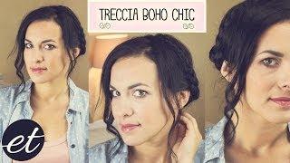 Acconciatura Estiva: Treccia Boho Chic feat Giorgiapril - ElenaTee Thumbnail