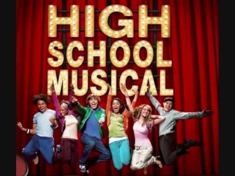 High School Musical - All for one + Lyrics