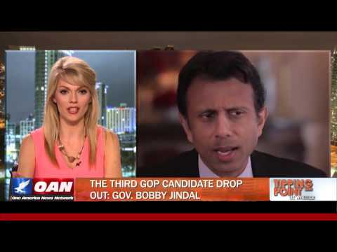 Governor Bobby Jindal's EXIT from the Presidential Race