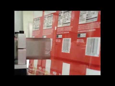 Traversing CIJ Inkjet Printer Coding Flexible Film