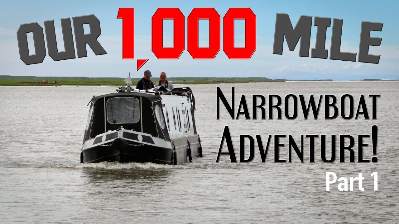 Our Incredible 1,000 Mile Narrowboat Adventure (Part 1)