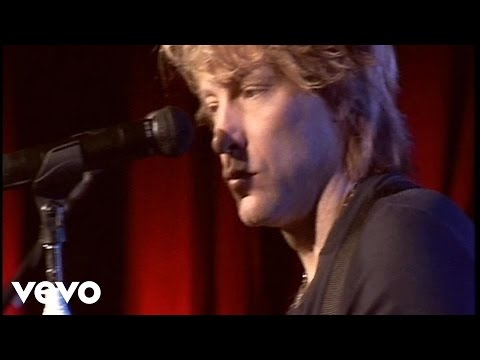 Bon Jovi - Wanted Dead Or Alive (Walmart Soundcheck Sessions)
