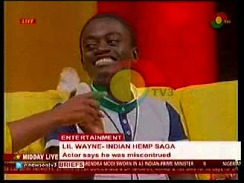 Midday Live - Ghana meets Niaja : Lil Wyn Defends Himself -27/5/2014